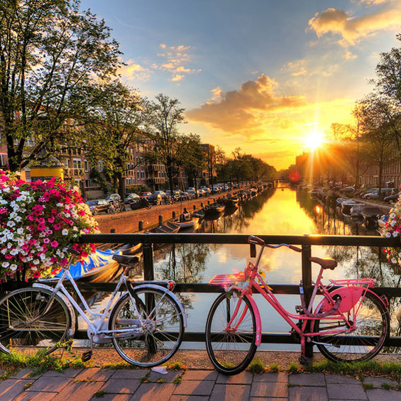 Highlights of the Netherlands & the Beauty of Belgium