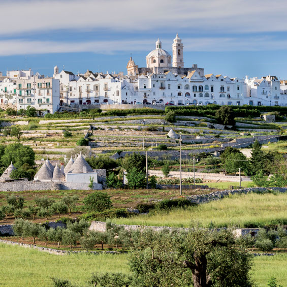 Apulia Land of Plenty