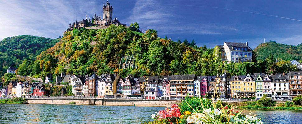 Discover the Moselle