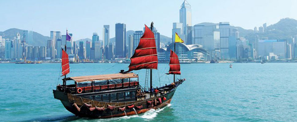 Discover the Far East