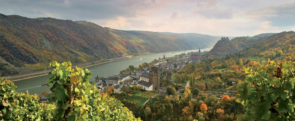 Magic of the Moselle and Rhine