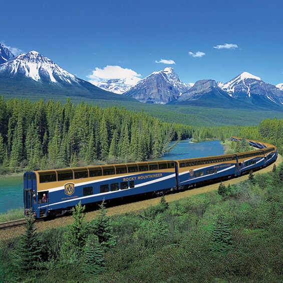 Alaskan Cruise with Rockies and Rail