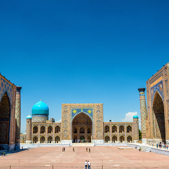Uzbekistan: Jewel of the Silk Road - Solo Tour