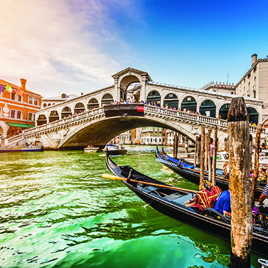Romantic Venice & the Prosecco Wine Road
