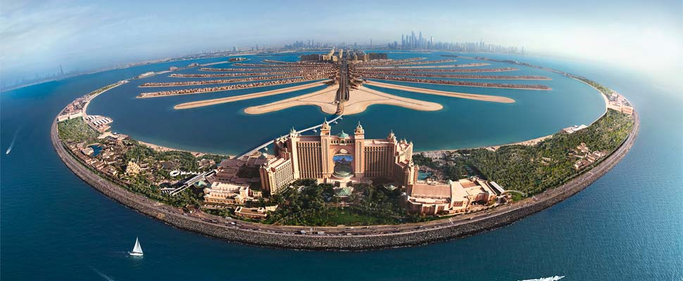 The Atlantis in Dubai