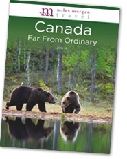Canada brochure front cover