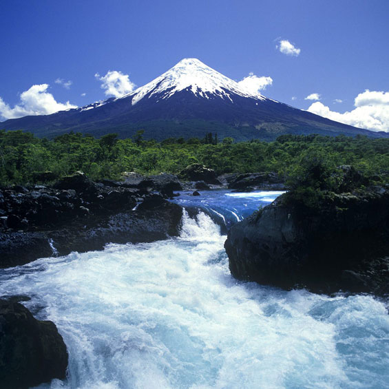 South America & the Chilean Fjords