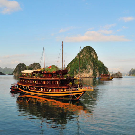 Vietnamese Discovery with Titan