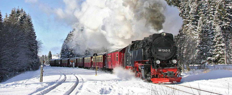 Christmas in the Harz Mountains
