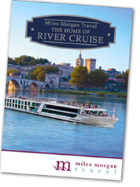 Home of River Cruise brochure cover