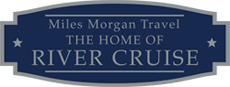 Home of river cruise logo