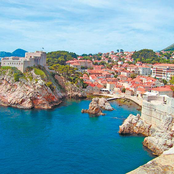 Dubrovnik and the Dalmatian Islands