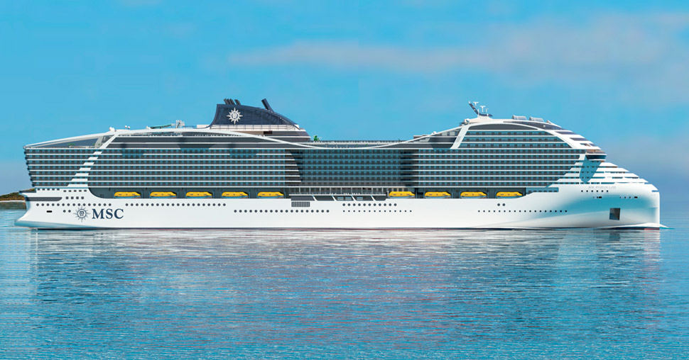 MSC World Class Fleet