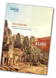 Worldwide brochure cover