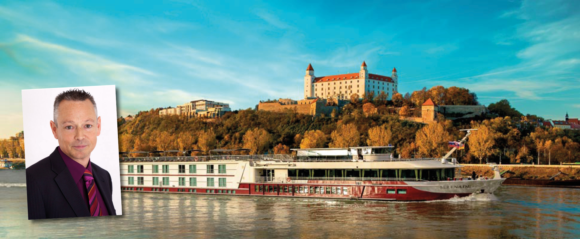Miles on River Cruising
