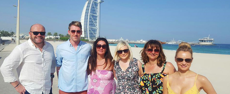 Miles Morgan Team in Dubai