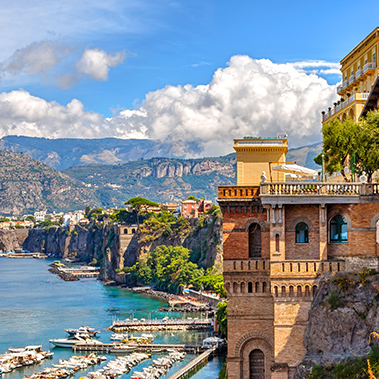 Rome and Sorrento