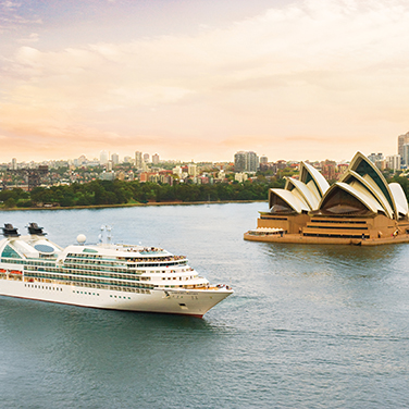New Zealand & Australia – Seabourn Encore
