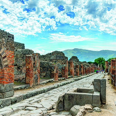 Pompeii, Sorrento & the Bay of Naples - Solo Tour