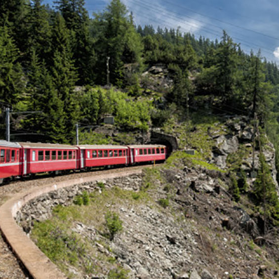 Switzerland's Spectacular Rail Journeys for Solo Travellers