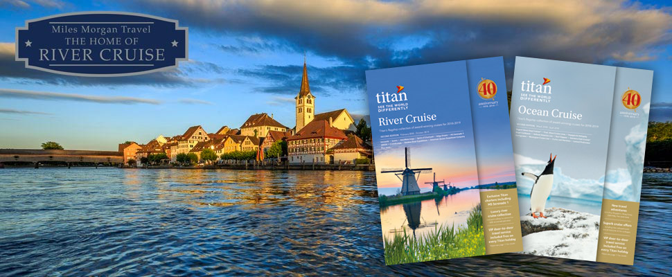 Titan cruise brochure