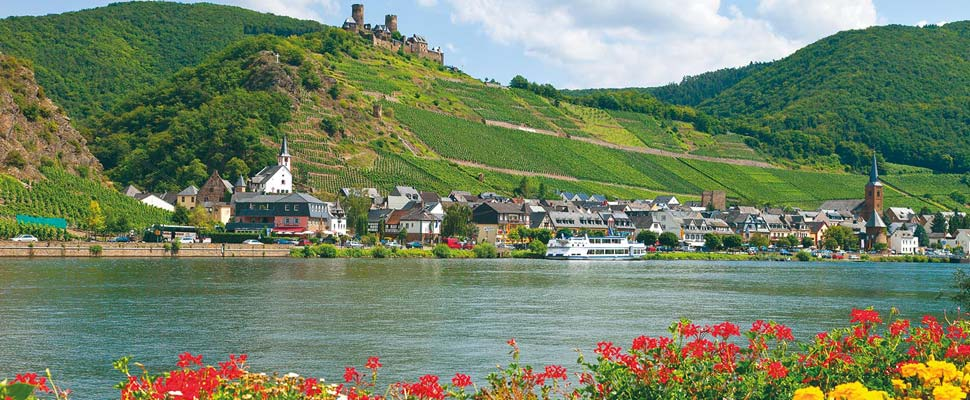 Majesty of the Middle Rhine