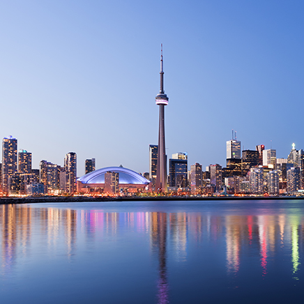 Ontario & the French Capital with Toronto