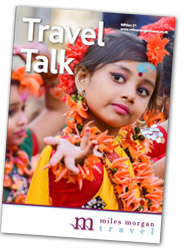Travel Talk brochure cover