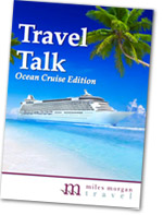 Ocean Cruise brochure cover