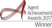 2017 Travel Weekly AAA Award for Best Large Travel Agent Award