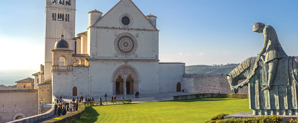 Umbria - in the footsteps of St Francis