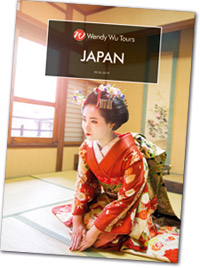 Wendy Wu Tours Japan Brochure