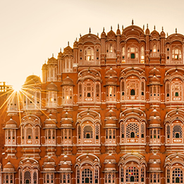 India: Golden Triangle & Ranthambore