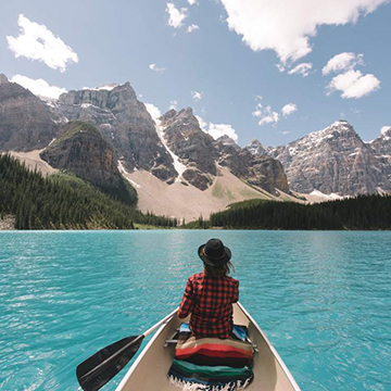 Canadian Lakes & Mountains