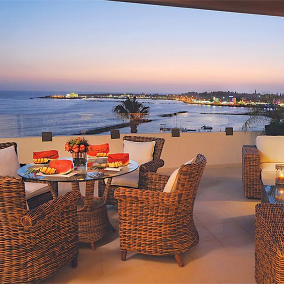 5* Alexander The Great Hotel, Paphos