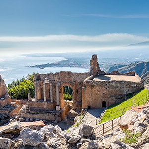 Fire & Ice - The Wonders of Sicily, Italy & Austria