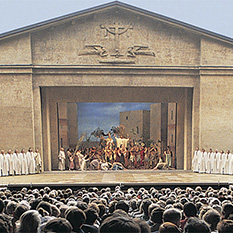 Oberammergau Passion Play & the Austrian Tyrol - Solo Tour