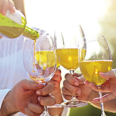 Wine Festivals of the Rhine and Moselle with Saga
