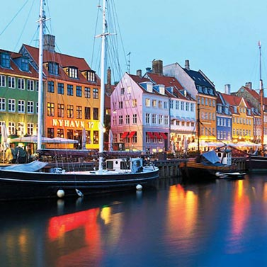 Northern Europe Capital Cities on Celebrity Silhoutte