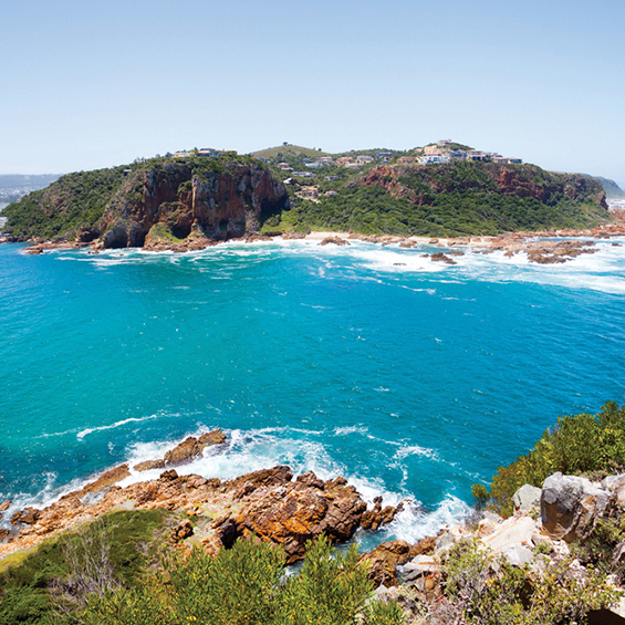 The Garden Route and Beyond