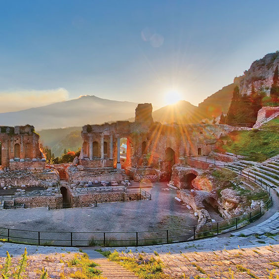 Sicily with Riviera Travel